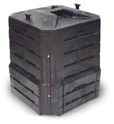 Soil saver compost bin